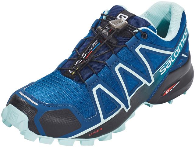 Speedcross Salomon Shoes Poseidoneggshell Women Blueblack 4 vqAqr4dw